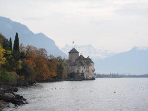 Chalet Chante Bise chillon-castle-779971_1920