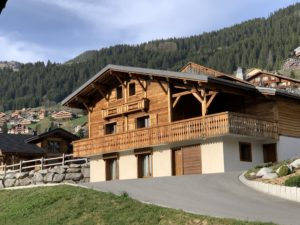 Chalet Chante Bise IMG_3626